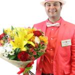 Доставка цветов от компании floraservis.ru